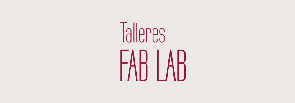 Talleres fab lab