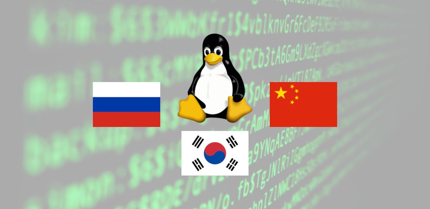 rusia_china_korea_linux