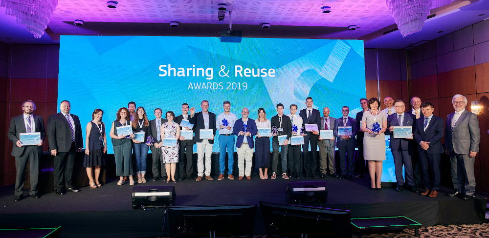 Sharing and Reuse Awards 2019