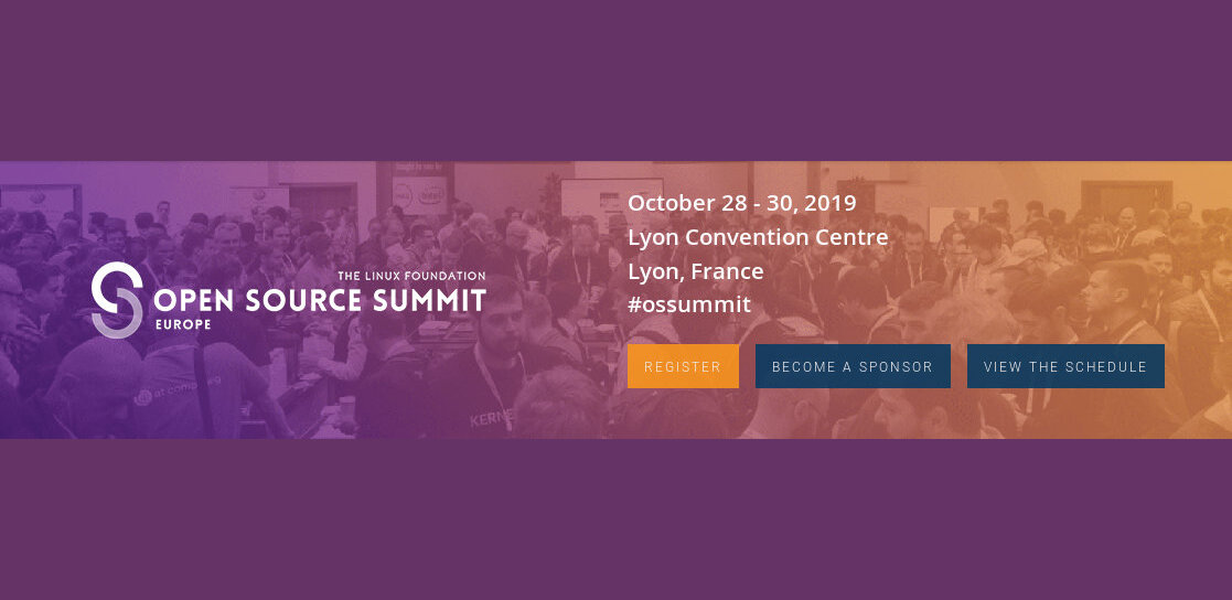 Open Source Summit Europe
