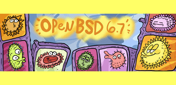 Puffy OpenBSD 6.7