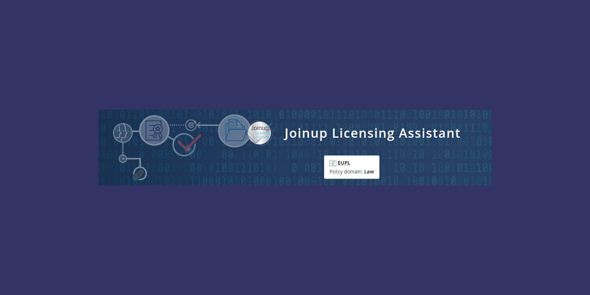 Joinup Licensing Assistant
