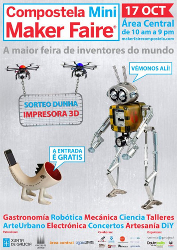 Cartel da maker faire