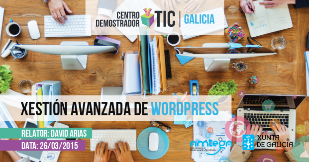 Banner do seminario de Wordpress