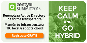 Banner do Zentyal Summit 2013